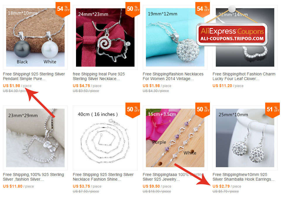 How to use selected aliexpress coupons